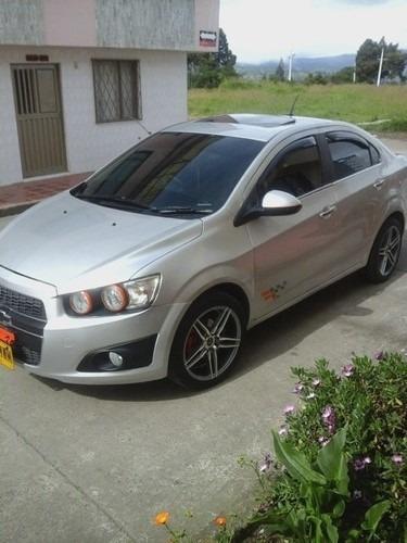 Vendo Hermoso Chevrolet Sonic Lt