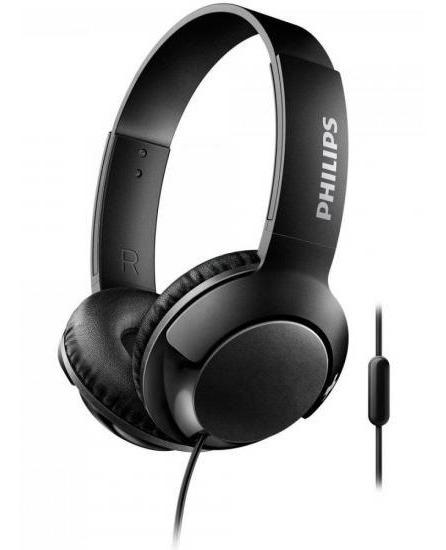 Fone De Ouvido Supra Auricular Shl3075 Preto Philips