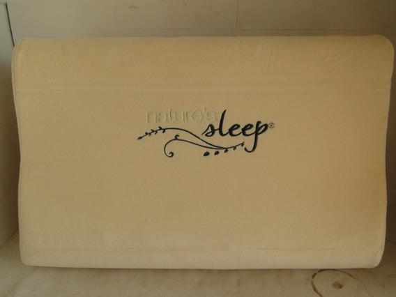 Travesseiro Nature´s Sleep Contour Dormir Vitex-1001coisas