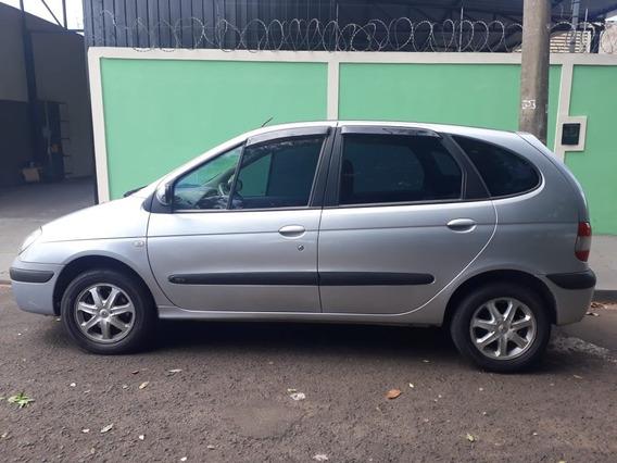 Renault Scenic Expression 1.6 Prata 2006