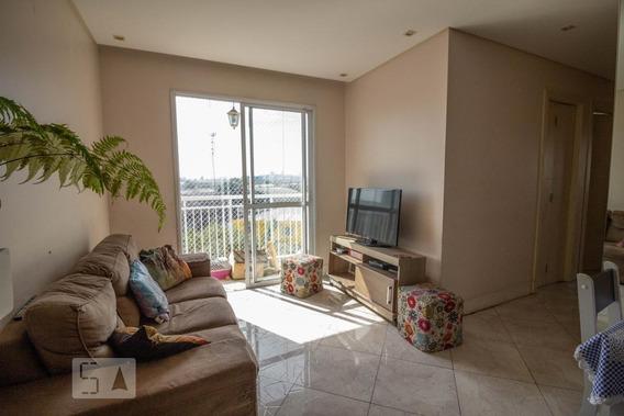 Apartamento Para Aluguel - Parque Novo Mundo, 3 Quartos, 63 - 893097662