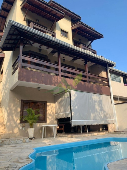 Casa Em Atibaia Estuda Permuta Total - 1081