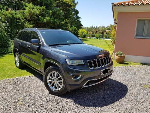 Jeep Grand Cherokee 3.6 Limited 286 Hp Atx