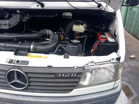 Mercedes-benz Sprinter Furgão 2.5 Longo Teto Alto 5p 2001