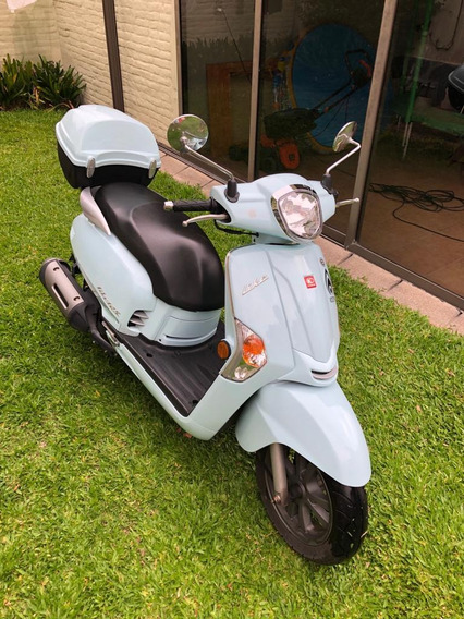 Kymco Like 125 Cc Scooter Retro / Vintage