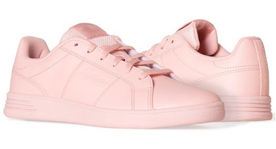 reebok rosa claro