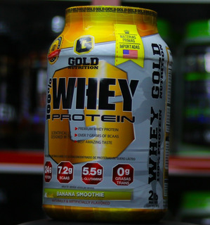 Proteina Whey Gold Nutrition 1kg