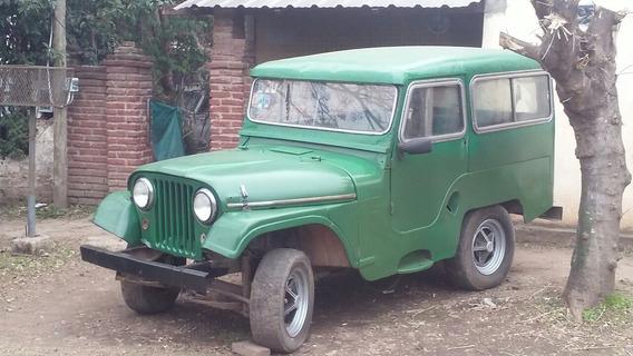 Jeep Ika Corto Carrosado Corto