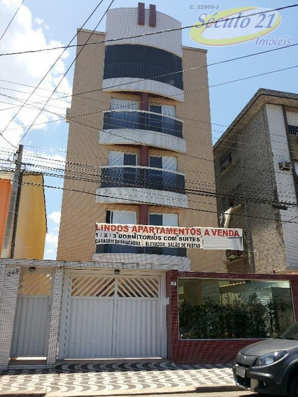 Apartamento Residencial À Venda, Vila Valença, São Vicente. - Ap4749