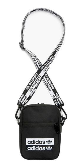 Mini Shoulderbag adidas Originals R.y.v Fest Preta - Único
