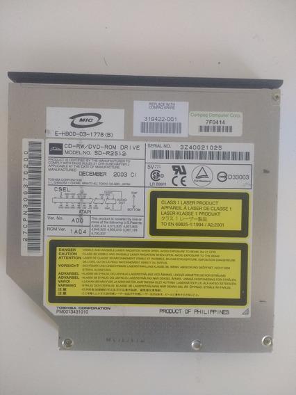 Leitor Driver De Cd Notebook Compaq Nx9005