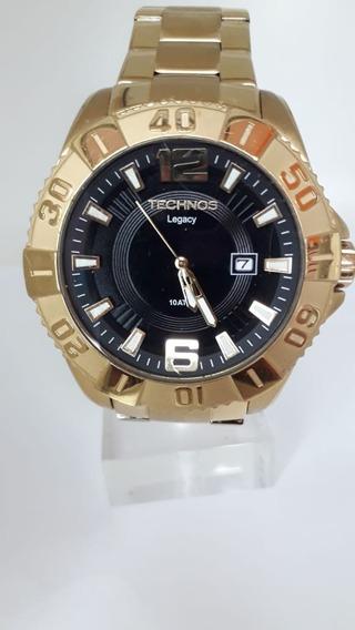 Relógio Technos Masculino Classic Legac 2315aao/4p- Original