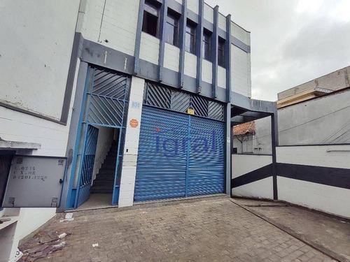 Imagem 1 de 30 de Salão Para Alugar, 504 M² Por R$ 12.000/mês - Jabaquara - São Paulo/sp - Sl0016