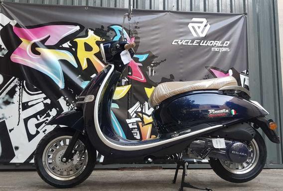 Scooter Gilera Piccola 150 0km 2020 Consulte Ahora 12 25/5