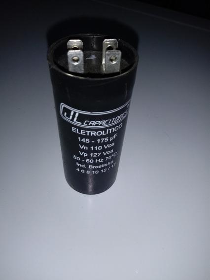 Capacitor Eletrolitico 145 - 175 Uf. Ou Bobina Motor