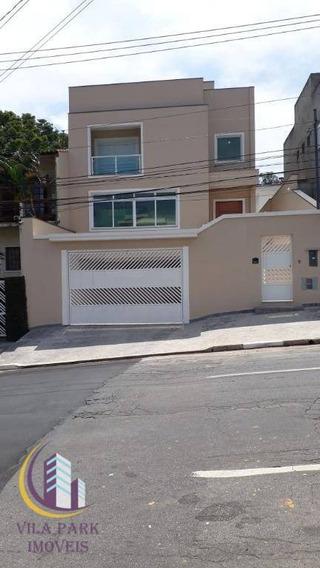 Sobrado Com 4 Dormitórios À Venda, 256 M² Por R$ 1.200.000,00 - Adalgisa - Osasco/sp - So0457