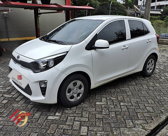 Kia Picanto All New At 1.25 2018 Dsz139