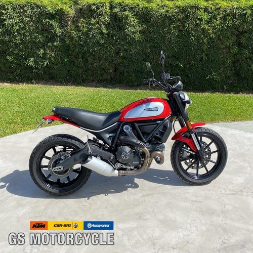 Ducati Scrambler 800 Icon-lista Para Transferir