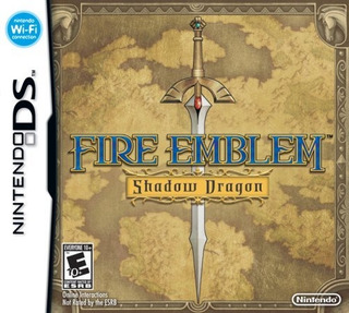 Fire Emblem Shadow Dragon Nintendo Ds