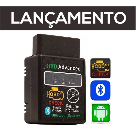 Scanner Automotivo Obd2 Bt Fiat Palio