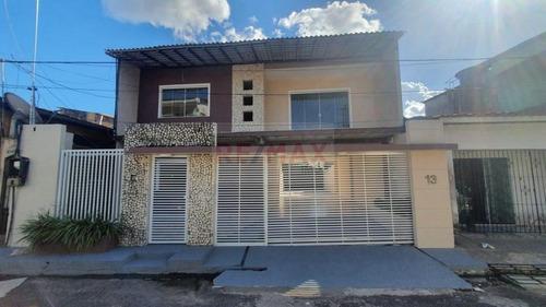 Casa Em Condomínio - 3 Suítes, 170 M² - Coqueiro - Ananindeua/pa - Ca0296