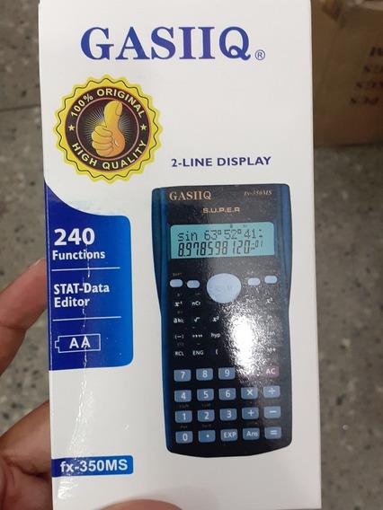 Calculadora Cientifica Tipo Casio Fx 350ms