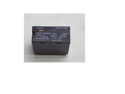 Rele Estado Solido G3rd-x02pn-2 Dc24