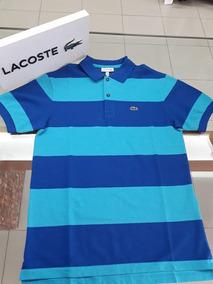Polo Lacoste Infantil Pj589321 Original