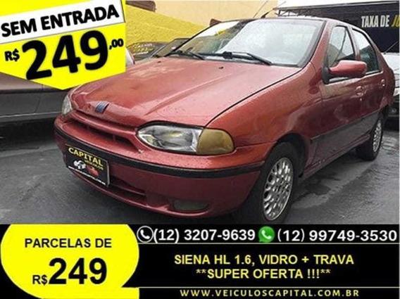 Fiat Siena Hl 1.6mpi 16v 4p
