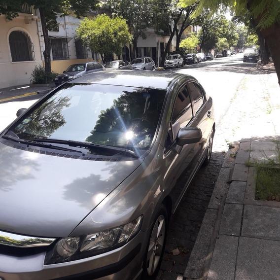 Honda Civic 2010 Automatico - 2do Dueño