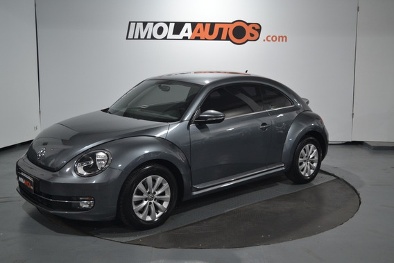 Volkswagen The Beetle 1.4t Desing M/t