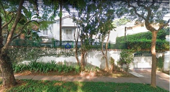 Casa No Jardim Europa À Venda, 300 M², 04 Dormitórios, 05 Vagas - Ca0190ati