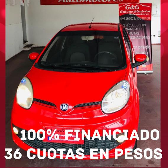 Chana Benni 1.0 Full 2012 Financiacion!