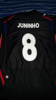 Camisa Lyon Juninho 2005 Tam G