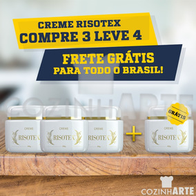 Creme Risotex Original Compre 3 E Leve 4