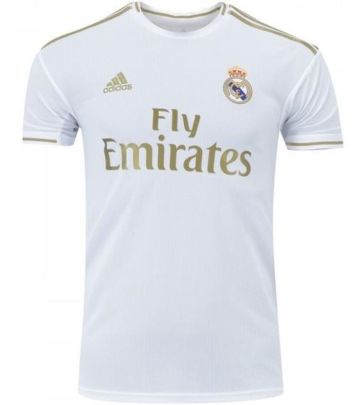 Camisa Real Madrid 2020 Lançamento Original Super Oferta