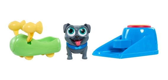 Bingo Figures On The Go Puppy Dog Pals De Beysal