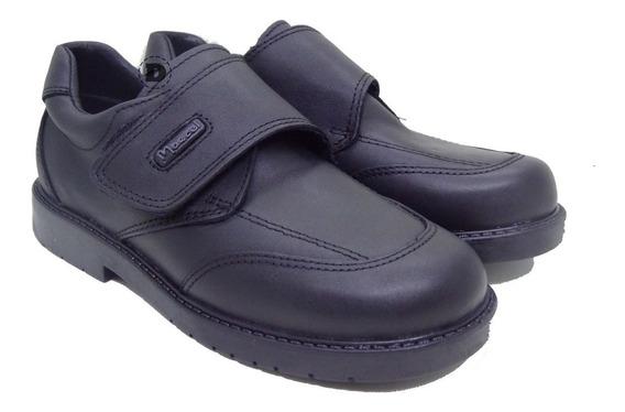 Zapato Colegial Marcel Varon Cuero Dreams Calzado Caballito M217