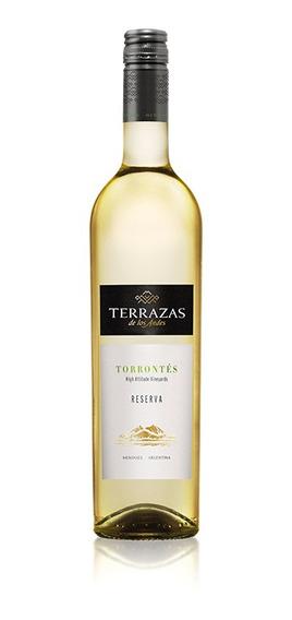 Vinho Terrazas Reserva Torrontes 750 Ml