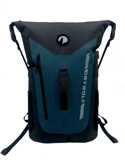 Mochila Impermeable Drywolf 25l Flotación Laptop Sumergible