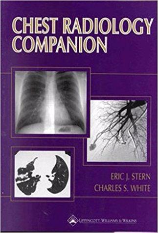 Chest Radiology Companion - Inglês - Novo
