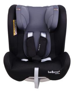 Silla infantil para auto Belluno Baby Murata Gris