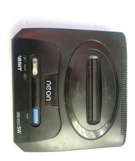 Consola Neon Sega