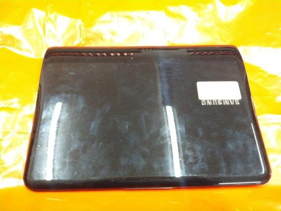Carcaça Superior Do Notebook Samsung Sf310 + Flat Da Tela