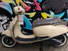 Scooter Beta Tempo Deluxe 150 0km 7.5 Hp 2018 Promo 10/11