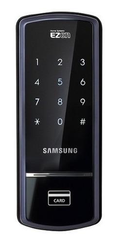 Imagen 1 de 3 de Cerradura Chapa Digital Shs-1320 Samsung