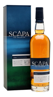 Whisky Scapa Skiren Single Malt 700ml. Avellaneda.