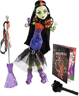 Muñeca Monster High Casta Fierce Para Niña