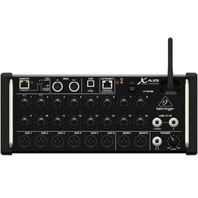 Behringer Xr18 Mesa Digital R$3299 A Vista X Air
