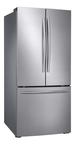 Geladeira/refrigerador 547 Litros 3 Portas Inox French Door - Samsung - 110v - Rf220ectas8/az